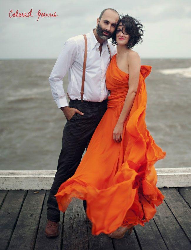 Ponle sabor naranja a tu día / Orange into your wedding day
