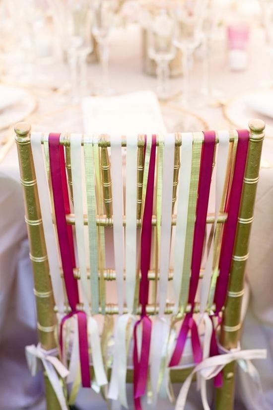 20 decoraciones para sillas