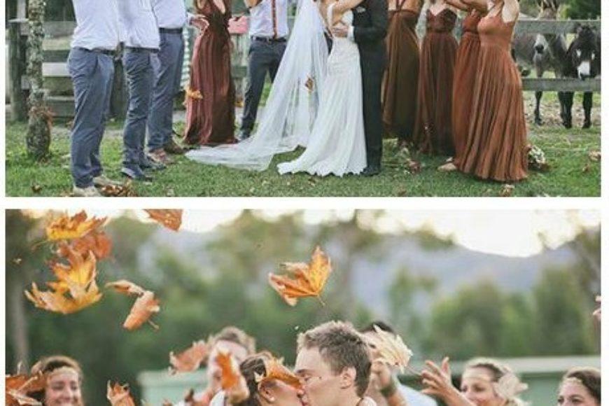 ¿Tus amigos se casan?
