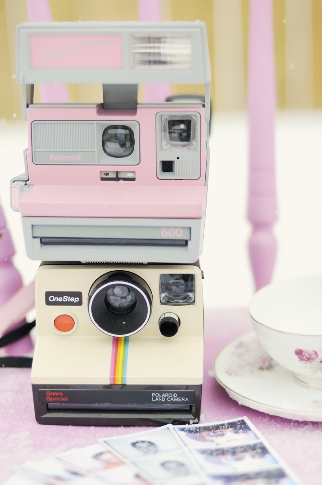 ¡Alquila una polaroid para tus invitados!