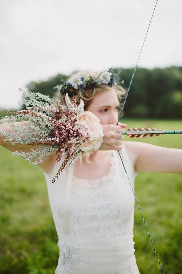 Una boda al estilo Robin Hood / A Robin Hood style wedding