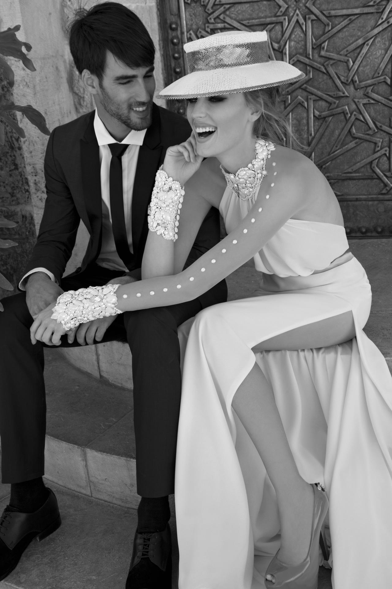 Galia Lahav Spring 2015: para novias sofisticadas /  FOR SOPHISTICATED BRIDES