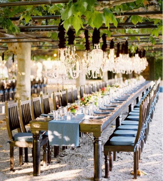 Las (nuevas) mesas para tu boda / The new wedding tables