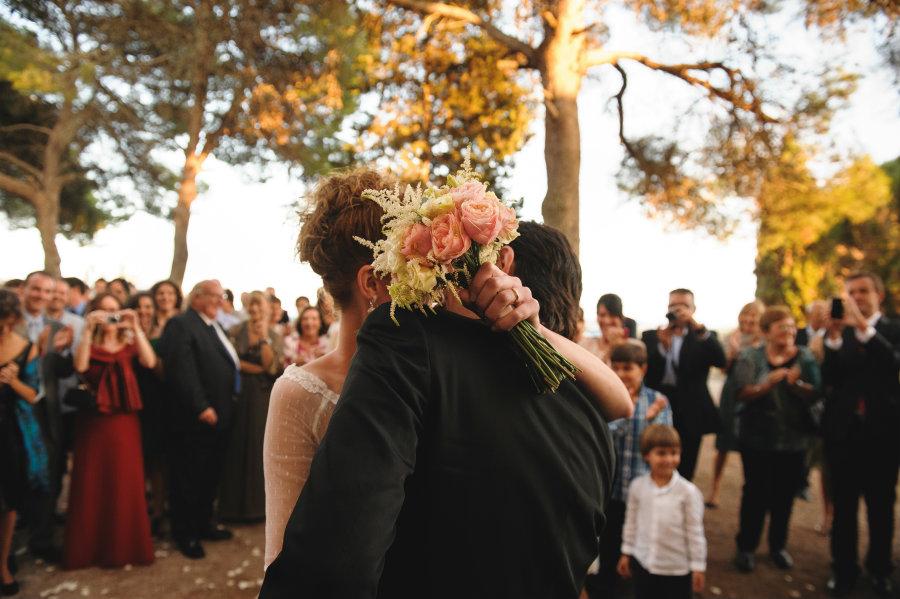 La boda de Xisca y Carlos