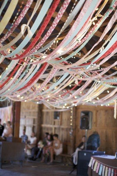 ¡Tu boda con cintas de lazo!