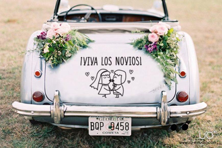 TRANSPORTES ORIGINALES PARA TU BODA / ORIGINAL TRANSPORT FOR YOUR WEDDING
