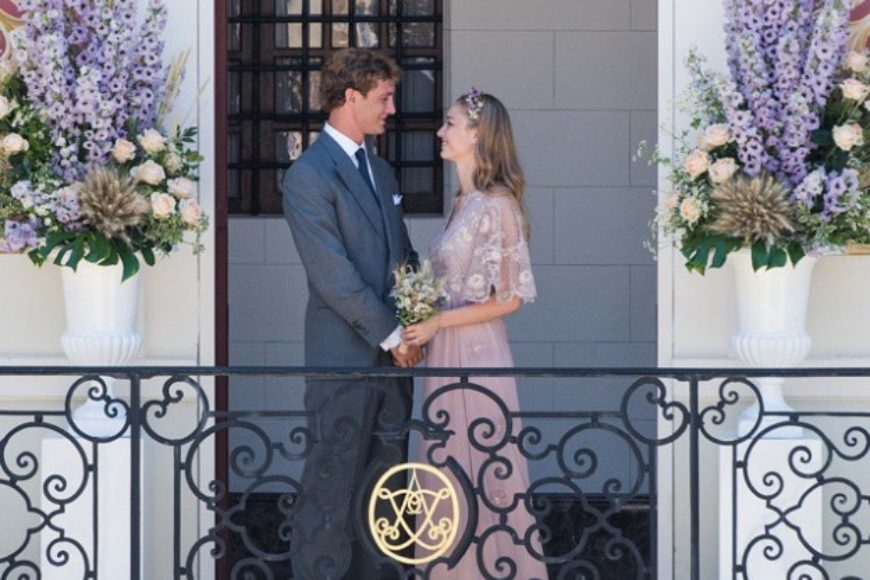 Boda de Pierre Casiraghi & Beatrice Borromeo Wedding