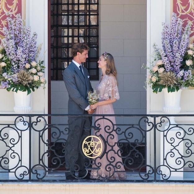 Boda de Pierre Casiraghi & Beatrice Borromeo Wedding