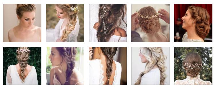 Los mejores peinados de novia 2016