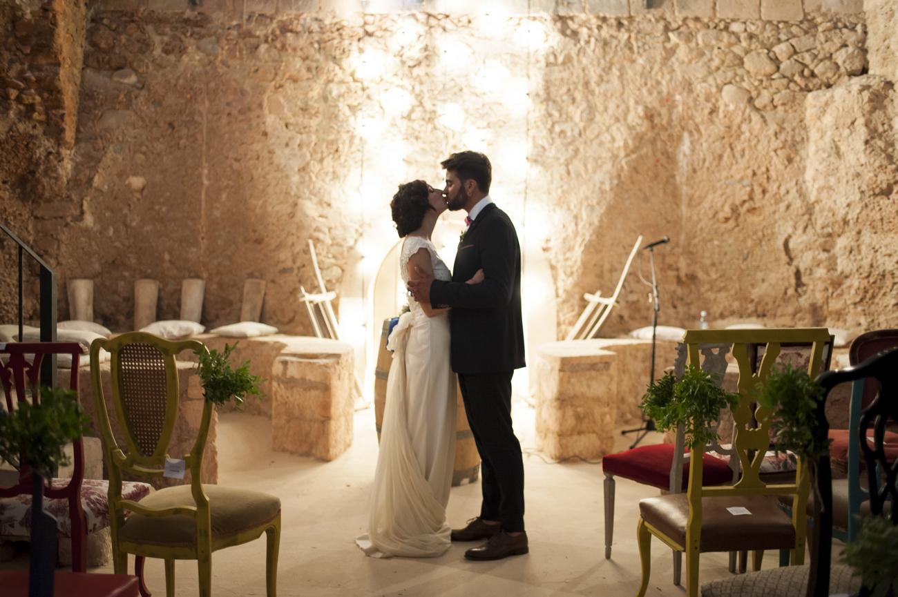 Boda entre viñedos /  MARRIAGE AMONG VINEYARDS