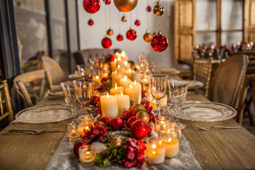 Viste tu mesa de Navidad / DRESS YOUR CHRISTMAS TABLE