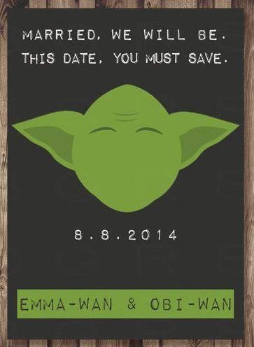 Invitación de boda o save the date