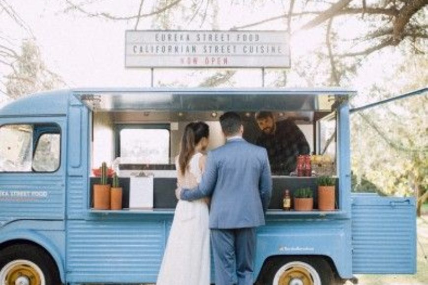 Food trucks….comida sobre ruedas / FOOD TRUCKS …. FOOD ON WHEELS