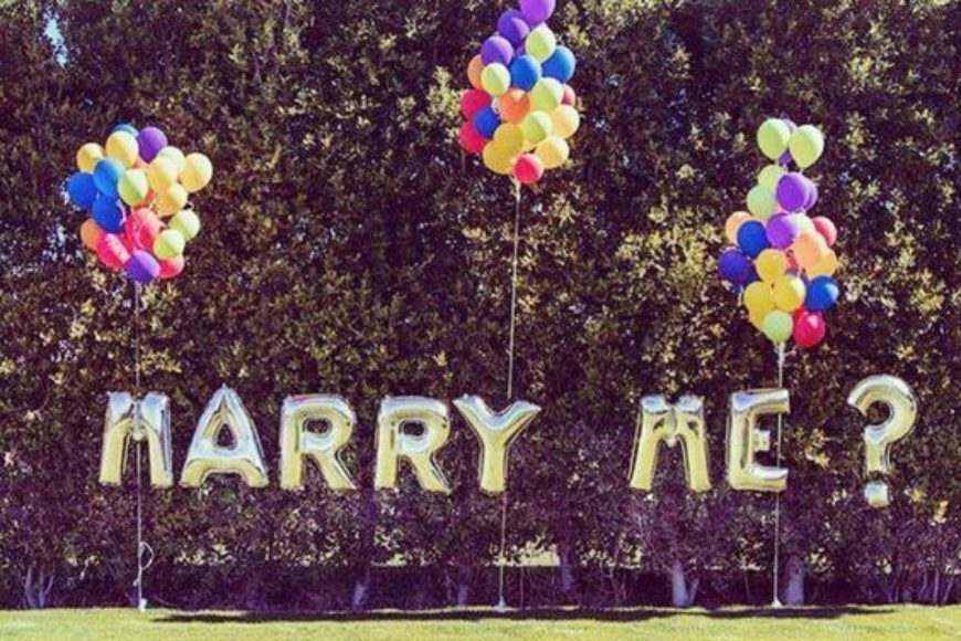 Pedir matrimonio con un flashmob/WEDDING PROPOSAL WITH A FLASHMOB