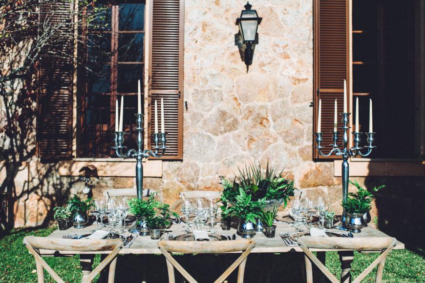 Mesas para bodas/WEDDING TABLES