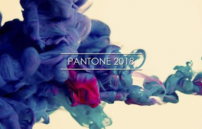 Color Pantone 2018: Ultra Violet 18-3838