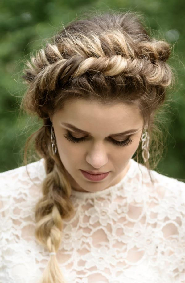 Novias 2018 ¿Cómo me peino? / Brides 2018: How do I style my hair?