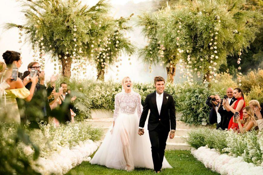 The Ferragnez, la boda que ha seguido el mundo en Instagram / The wedding that the world has followed on Instagram