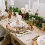 Mesas de Navidad y Fin de Año: del Rococó al Ecléptico