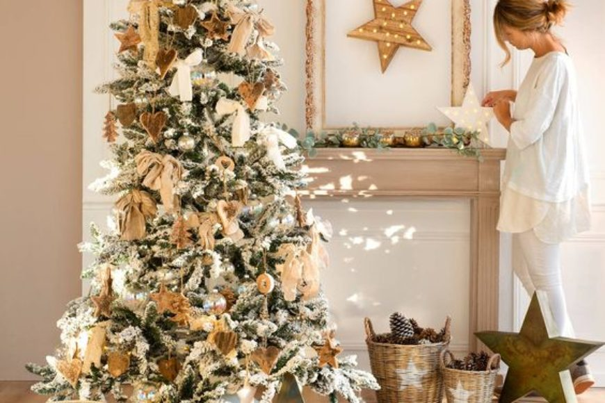 Árbol y decoración de Navidad: Tendencias 2018 / Christmas tree and decoration Trends 2018