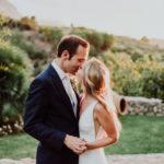 Carolyn y Luciano, boda en el valle de Sa Figuera