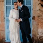Andrea y Guillermo, bonita boda rústica en Mallorca