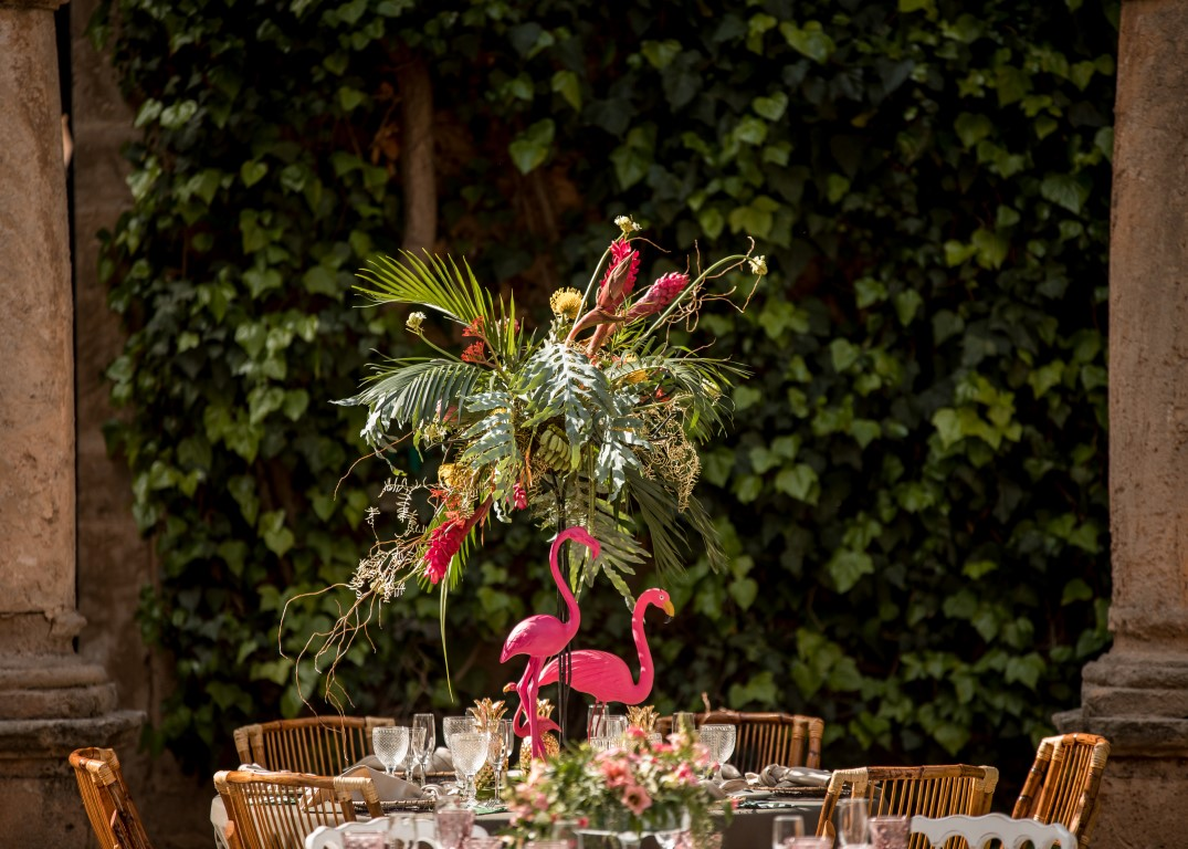 El caribe tropical en tu boda / The tropical Caribbean at your wedding