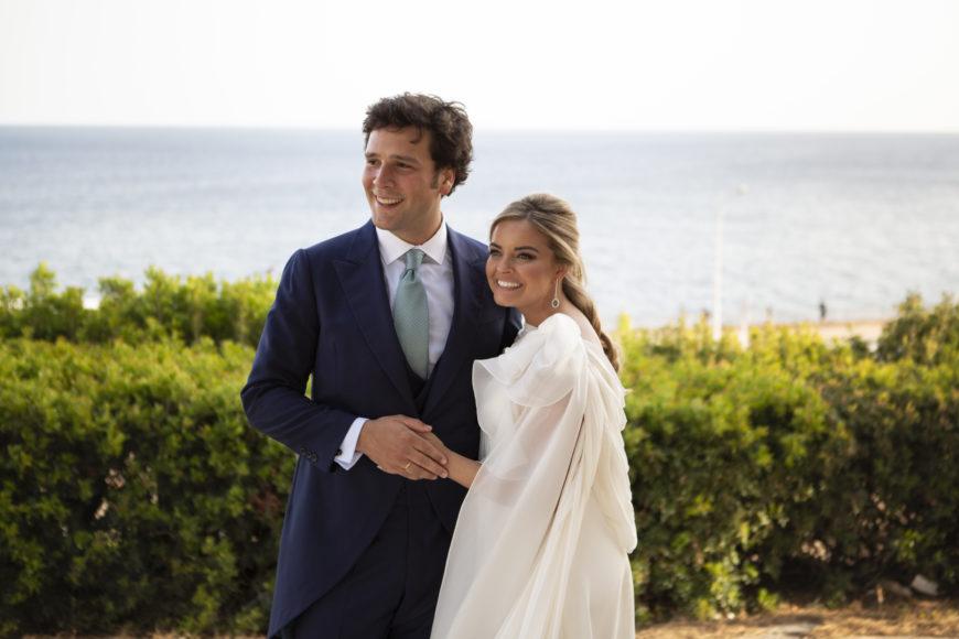Emotiva boda de Elena y Diego en el Castillo San Carlos / The emotional wedding of Elena and Diego at San Carlos Castle
