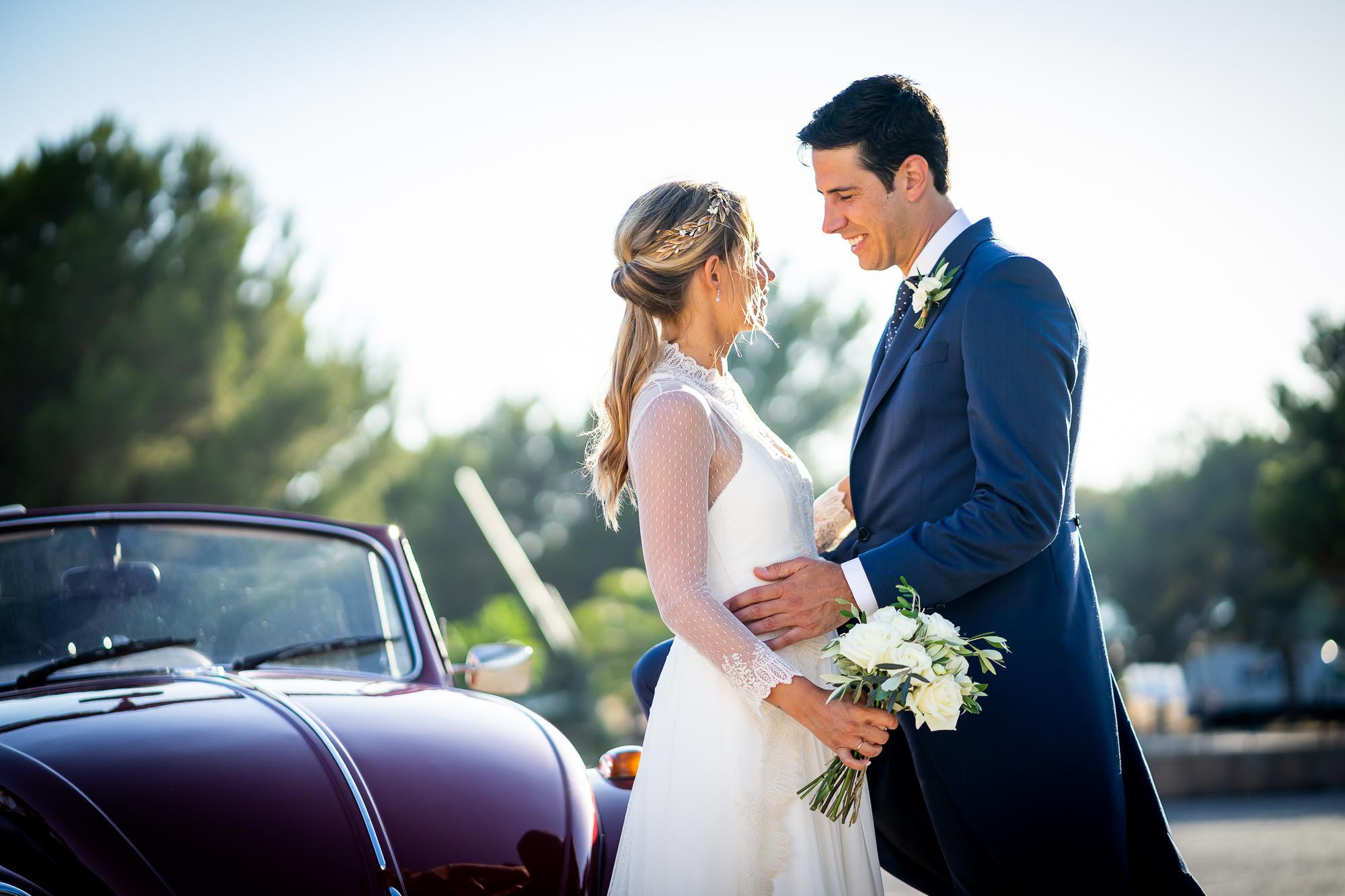 Una boda especial para novios especiales: Bea y Javi/A special wedding for a very special couple: Bea and Javi