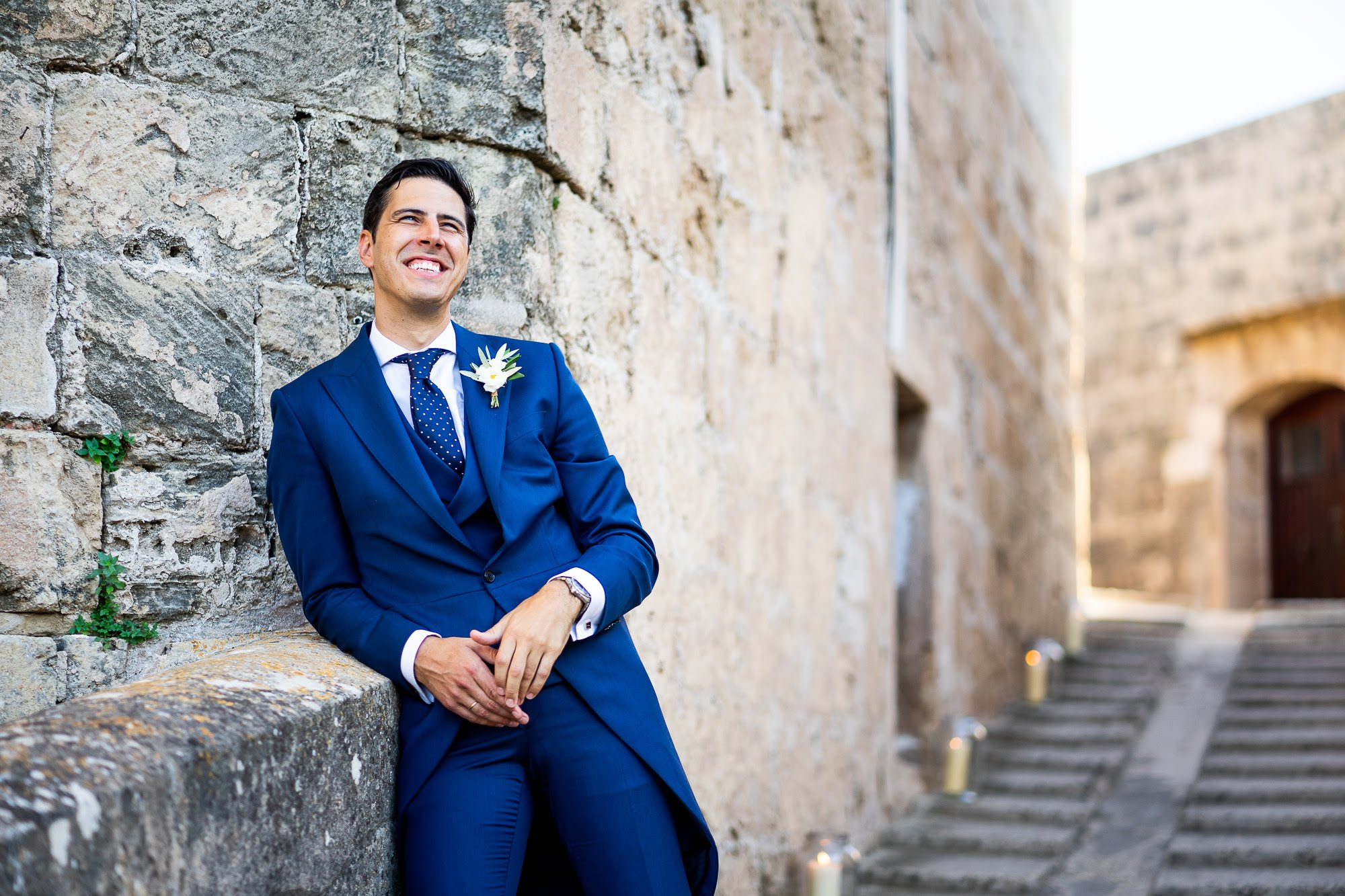El traje de novio – Cómo elegir el mejor traje para la boda / The groom suit – How to choose the best suit for the wedding